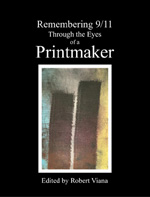 Printmakers.info - International 9/11 Remembrance Book  Front cover Thumbnail